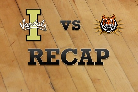 Idaho vs. Idaho State: Recap, Stats, and Box Score