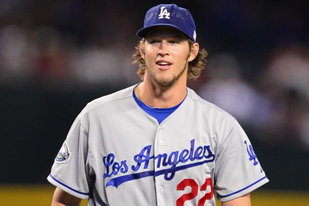 Dodgers Ace Kershaw Scuffles to Open Up Spring