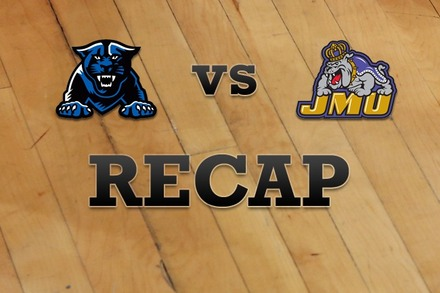 Georgia State vs. James Madison: Recap, Stats, and Box Score