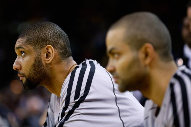 San Antonio Spurs: West No. 1 Seed in Sight