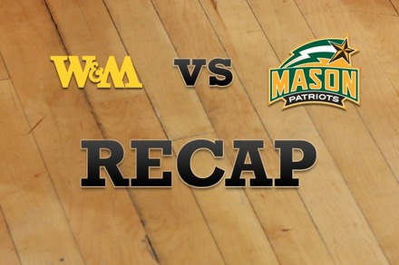 William & Mary vs. George Mason: Recap, Stats, and Box Score