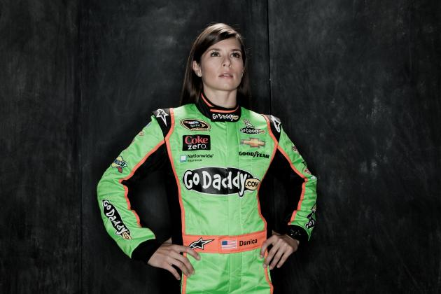 Danica Patrick Makes NASCAR a Winner Whether She Performs or Not