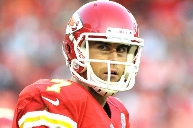 Matt Cassel Reportedly Expected to Be Released by Kansas City Chiefs