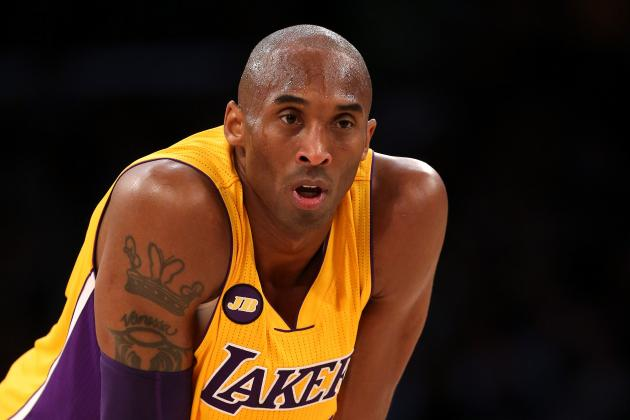 L.A. Lakers Right to Shrug off Mark Cuban's Kobe Bryant Amnesty Talk