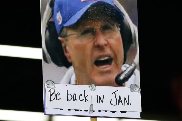 Rumors of New York Giants Head Coach Tom Coughlin Retiring Made No Sense