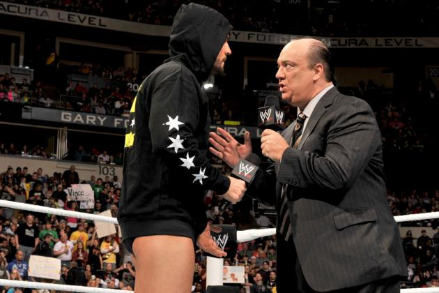 CM Punk and Paul Heyman's Association Should Not End Now