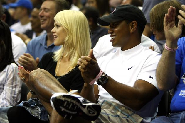 Elin Nordegren and Tiger Woods Create Stir After Being Pictured Together