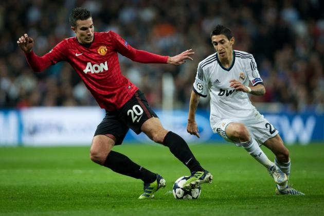 What Robin Van Persie's Injury Could Mean for Manchester United vs. Real Madrid