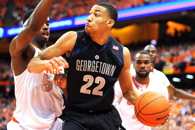Georgetown vs. Syracuse: Twitter Reaction, Postgame Recap and Analysis