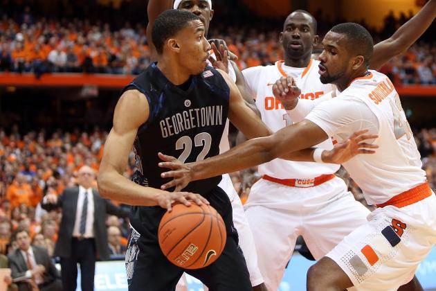 Otto Porter's Career-High 33 Points Carries Hoyas to Win at Carrier Dome