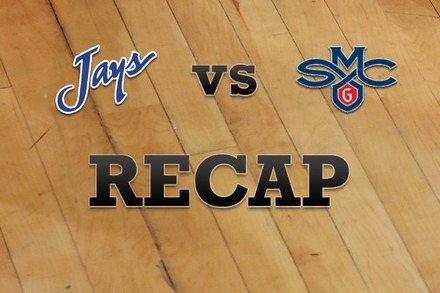 Creighton vs. Saint Mary's: Recap, Stats, and Box Score