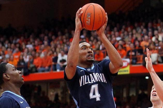 Nova Bolsters Chances for NCAA Tournament Bid