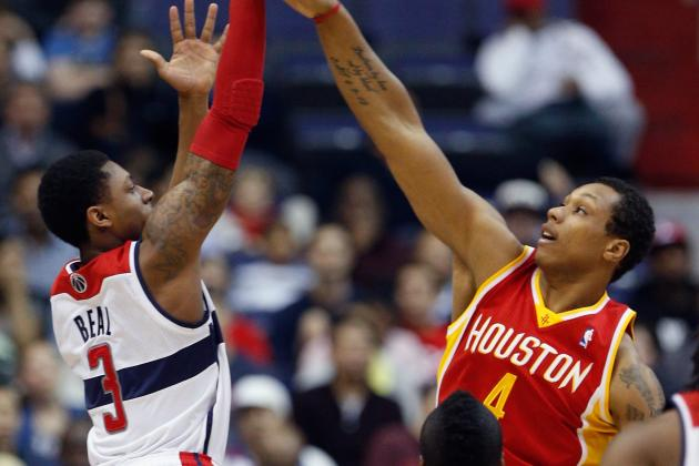 Wizards 105, Rockets 103