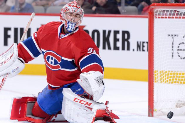 Canadiens 3, Rangers 0