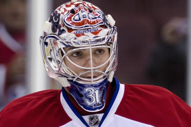 Canadiens' Carey Price to Heckler: 'I'm Still Your Mom's Favourite'
