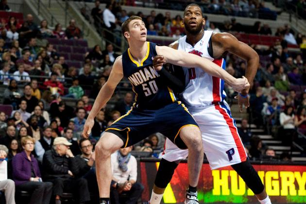 Pacers 90, Pistons 72