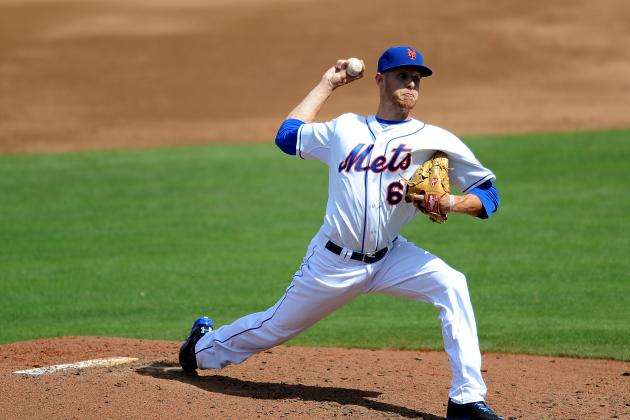 Zack Wheeler Hurls Two Shutout Innings in Spring Debut
