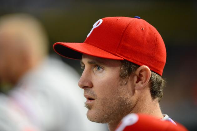 Treat for Phillies in Spring Debut: Chase Utley Plays