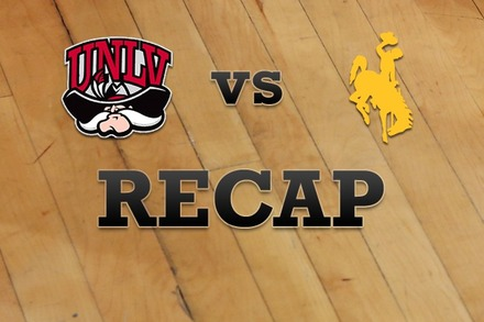 UNLV vs. Wyoming: Recap, Stats, and Box Score
