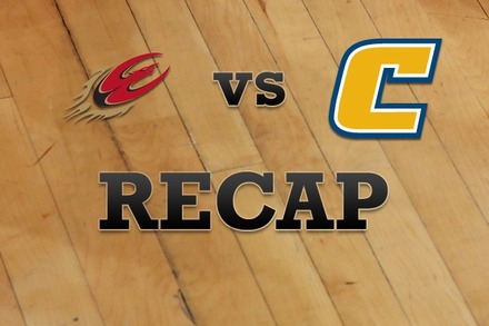 Elon vs. Chattanooga: Recap, Stats, and Box Score
