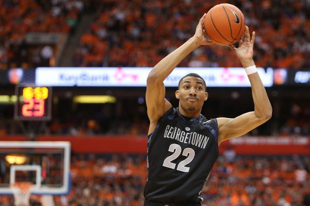 Did Otto Porter Just Pass Michael Carter-Williams in Big East POY Race?
