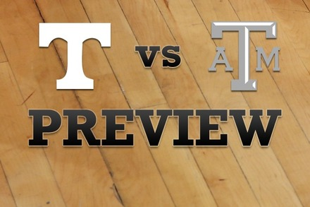 Tennessee vs. Texas A&M: Full Game Preview