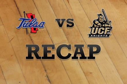 Tulsa vs. UCF: Recap, Stats, and Box Score