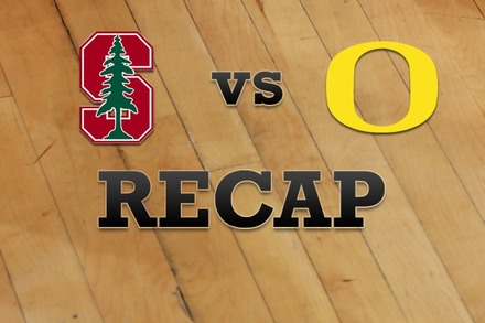 Stanford vs. Oregon: Recap, Stats, and Box Score