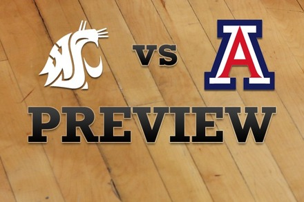Washington State vs. Arizona: Full Game Preview