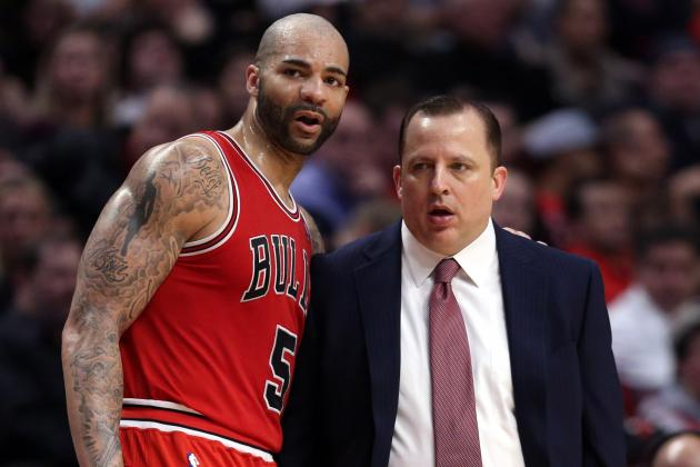 One Major Adjustment Chicago Bulls Must Make for Second Half of Season
