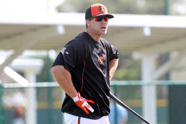 Chris Davis Wants to Go from Defensive Disappointment to 'Team Gold Glove'