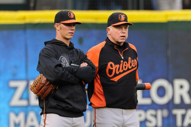 Bundy and Showalter Speak After 5-3 Win