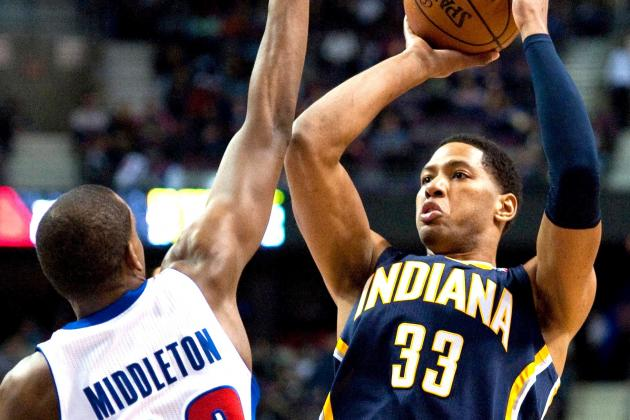 Grading Danny Granger's Return for the Indiana Pacers