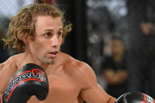 Urijah Faber: Will 'The California Kid' Ever Wear UFC Gold?