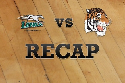 Loyola (MD) vs. Tennessee State: Recap, Stats, and Box Score