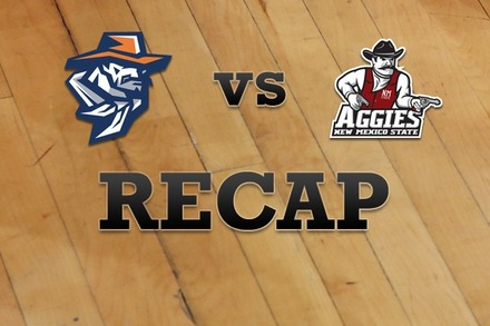 UTEP vs. New Mexico State: Recap, Stats, and Box Score