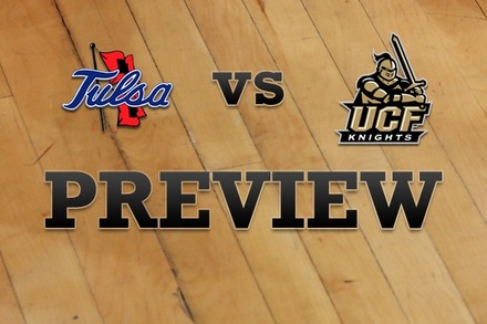 Tulsa vs. UCF: Full Game Preview