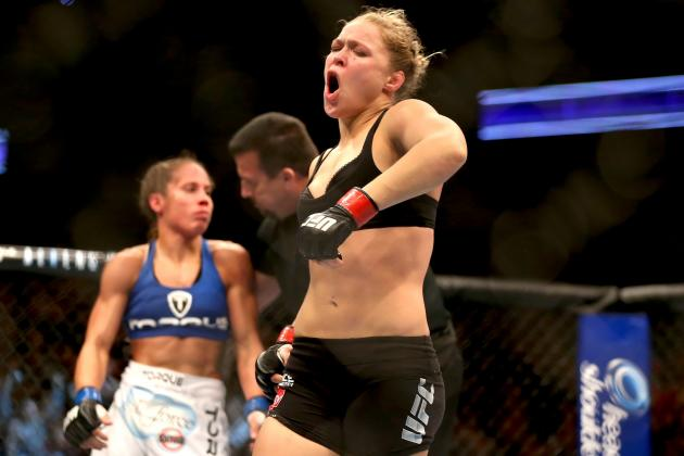 UFC 157 Results: Ronda Rousey Solidifies Status on World's Biggest Stage