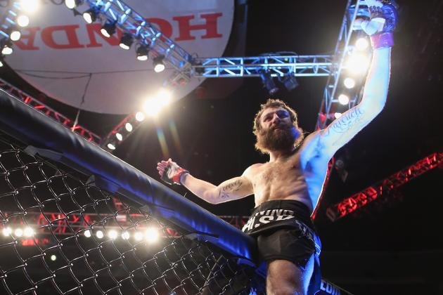 UFC 157 Results: Surprising Performances from Full Night of Fights