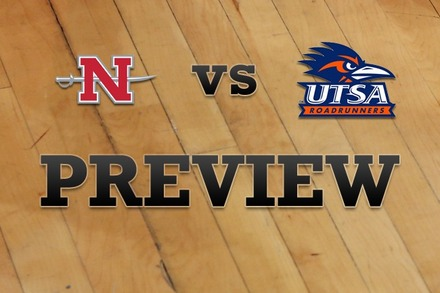 Nicholls State vs. Texas at San Antonio: Full Game Preview