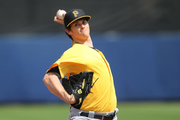 Locke Goes Three Hitless as Bucs Claim Opener