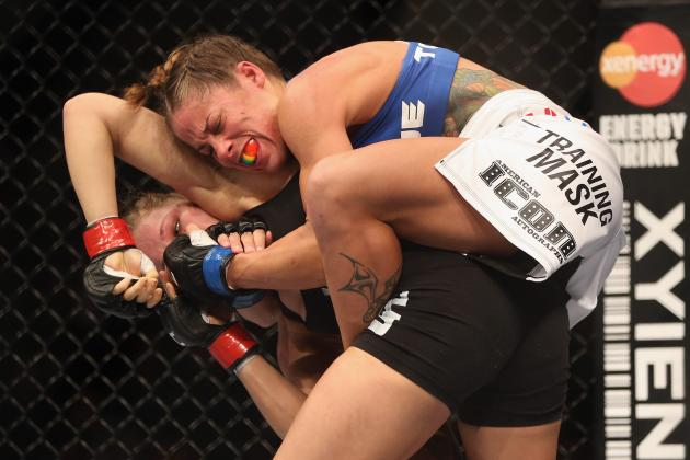 Rousey vs. Carmouche: What's Next for Liz Carmouche?