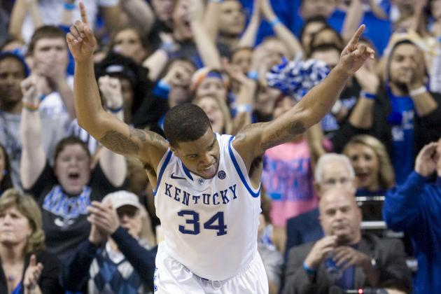 Kentucky Basketball: Is Missouri Win Too Little, Too Late for Tourney Hopes?