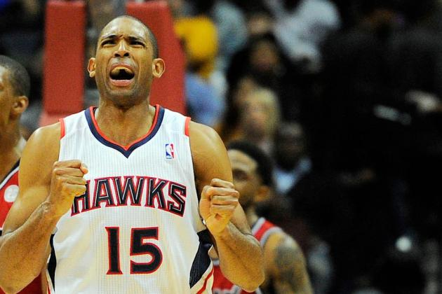 Al Horford Hits the Game-Winner to Send Hawks Past Bucks