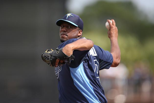 Hernandez Starts Strong in Rays Loss to Pirates