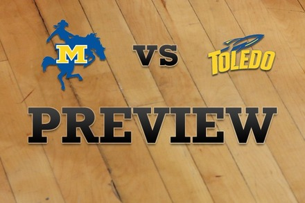 McNeese State vs. Toledo: Full Game Preview
