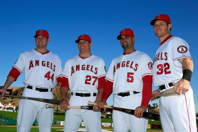 Angels Lose Twice in Cactus League Play
