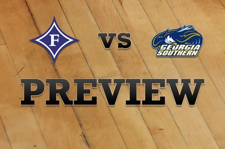Furman vs. Georgia Southern: Full Game Preview
