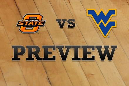 Oklahoma State vs. West Virginia: Full Game Preview