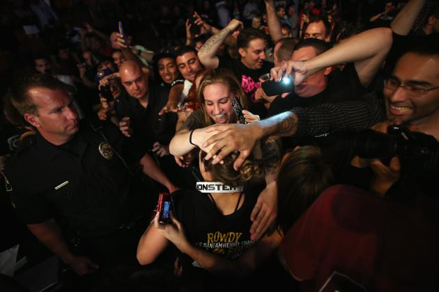 Rousey vs. Carmouche: Biggest Takeaways from UFC Women's Championship